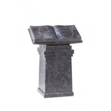 EC202 Bahama Blue Granite Cremation Plinth